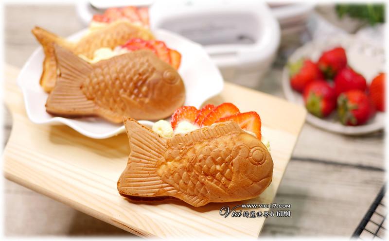 草莓鯛魚燒096