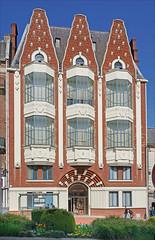 L'école nationale de musique (Saint-Quentin, France)