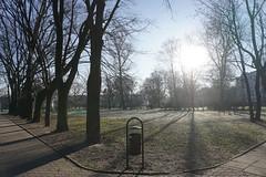 Park Żołnierzy, Warsaw