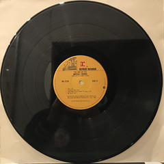 MICHAEL FRANKS:THE ART OF TEA(RECORD SIDE-B)