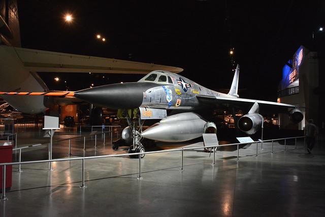 USAF_0266a Convair B-58A Hustler