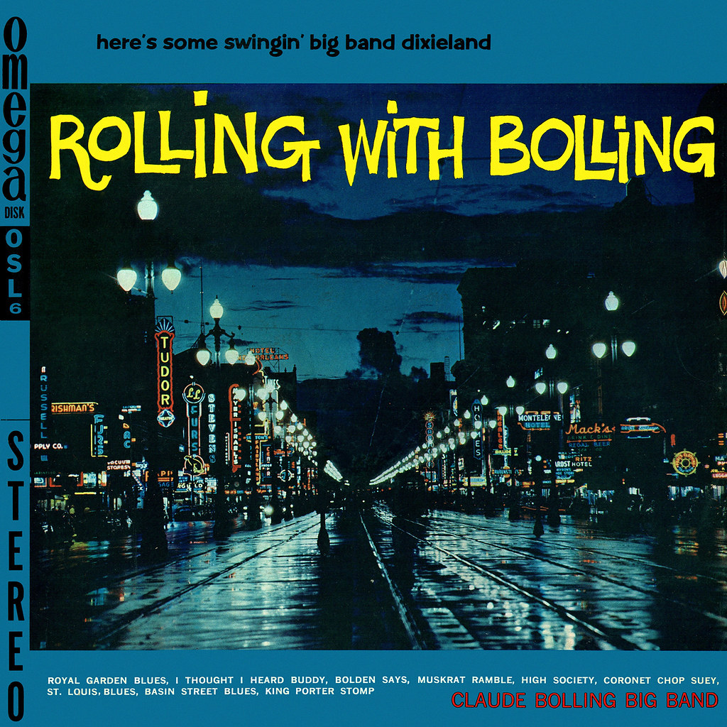 Claude Bolling - Rolling With Bolling