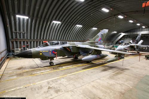ZG752 - Panavia Tornado GR4 - RAF Marham Wing