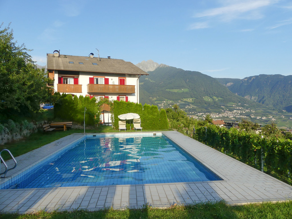 2018 Südtirol - Dorf Tirol