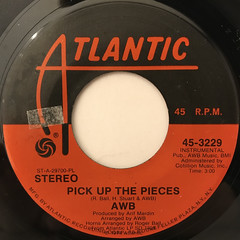 AWB:PICK UP THE PIECES(LABEL SIDE-A)