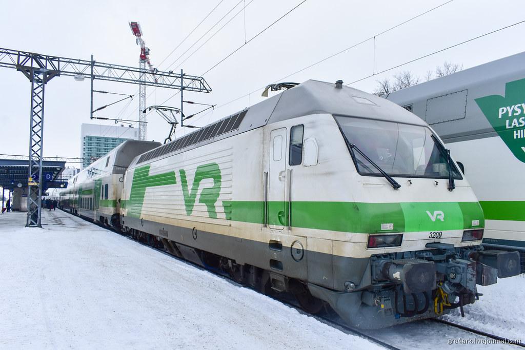 Финские железные дороги