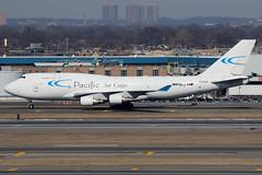 N703CK | Boeing 747-412(BCF) | Pacific Air Cargo / Kalitta Air