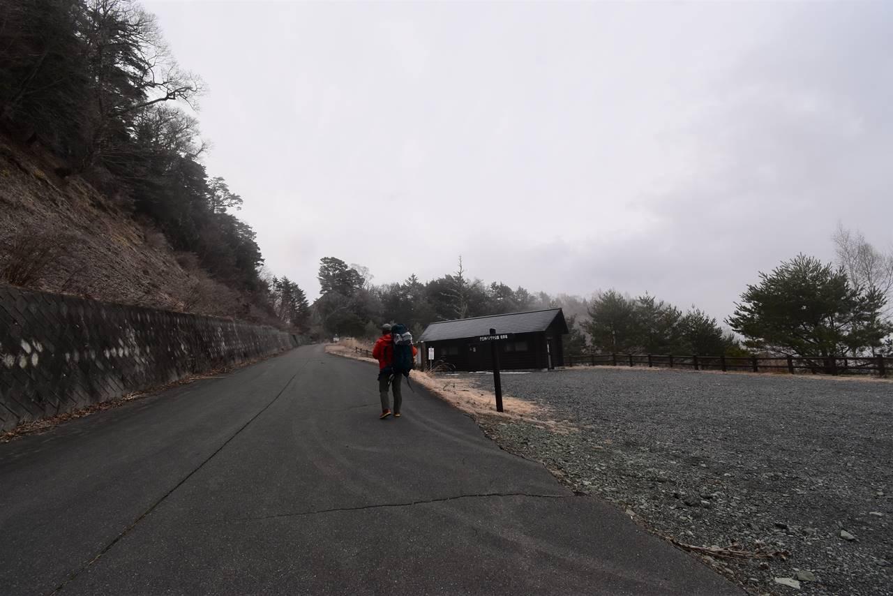 夕立神パノラマ公園展望台