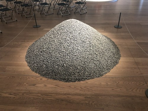 Ai Weiwei's sunflower seeds