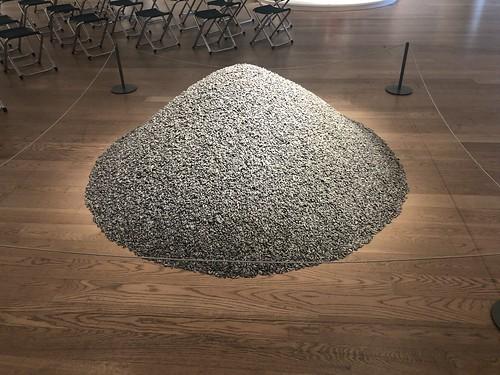 Ai Weiwei's sunflower seeds