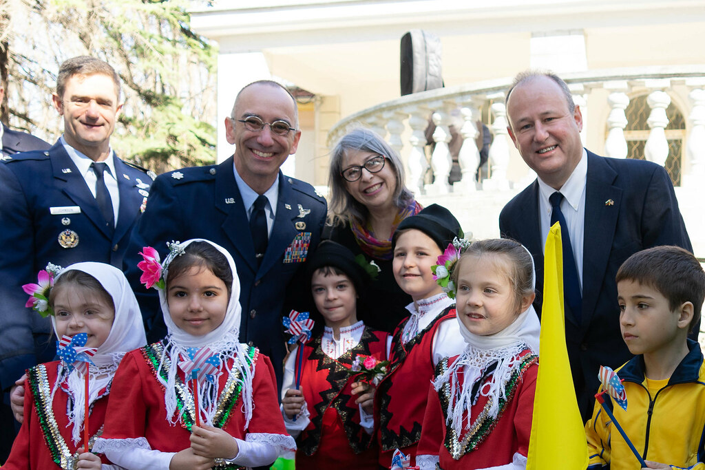 Briz and Alen Mak Kindergartens In Varna Inaugurate New Playgrounds Funded by U.S. Embassy