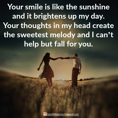 Love Quotes Your Smile Is Like The Sunshine And It Brigh Flickr
