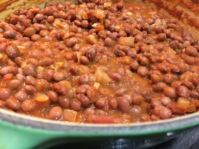 Santa Maria Pinquito Beans