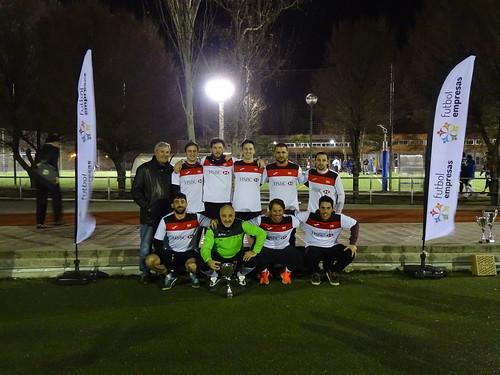 HSBC campeón del Torneo Apertura 18_19