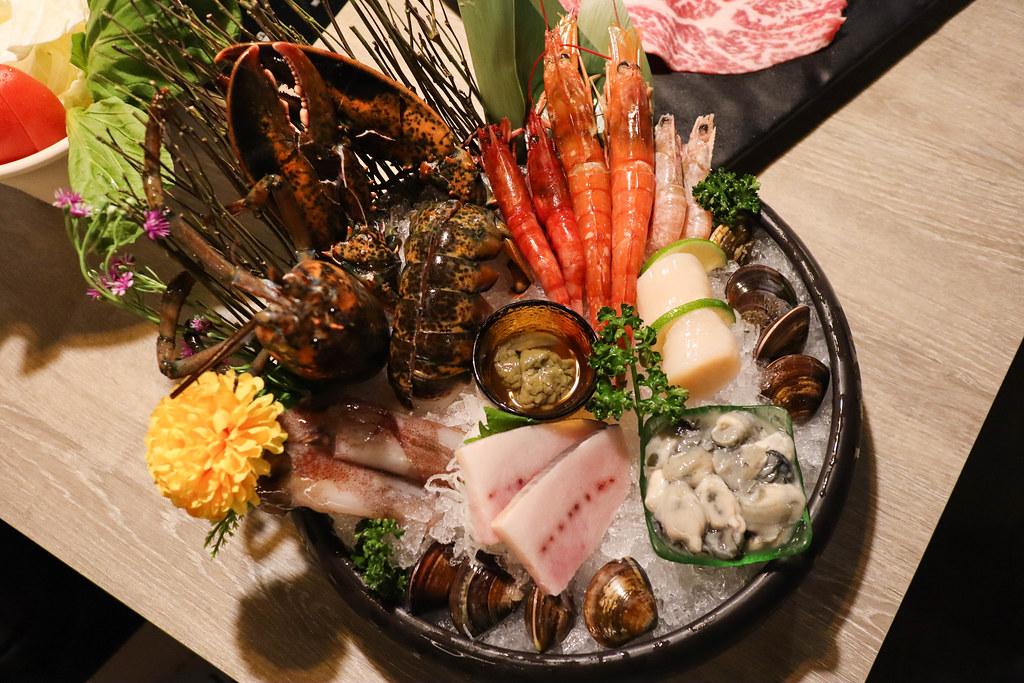 釧井 飛驒牛(海鮮鍋物) (59)