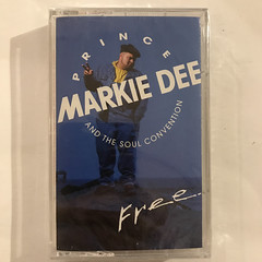 PRINCE MARKIE DEE AND THE SOUL CONVENTION:FREE(JACKET A)