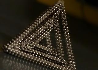 Layered triangle!