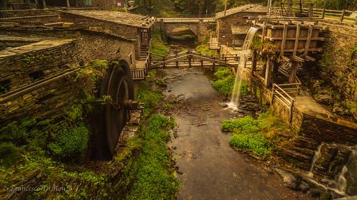 waterfall Museo de los Molinos 3.)1810-716