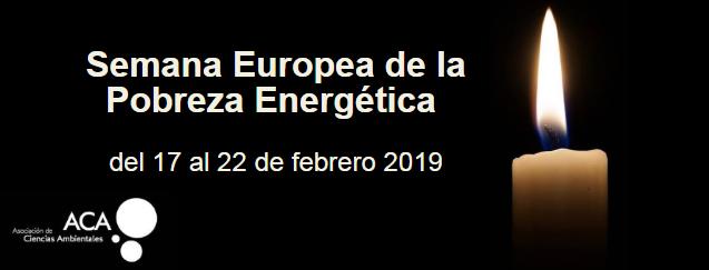 Llega la Semana Europa de la Pobreza Energética en un momento clave #SemanaPE