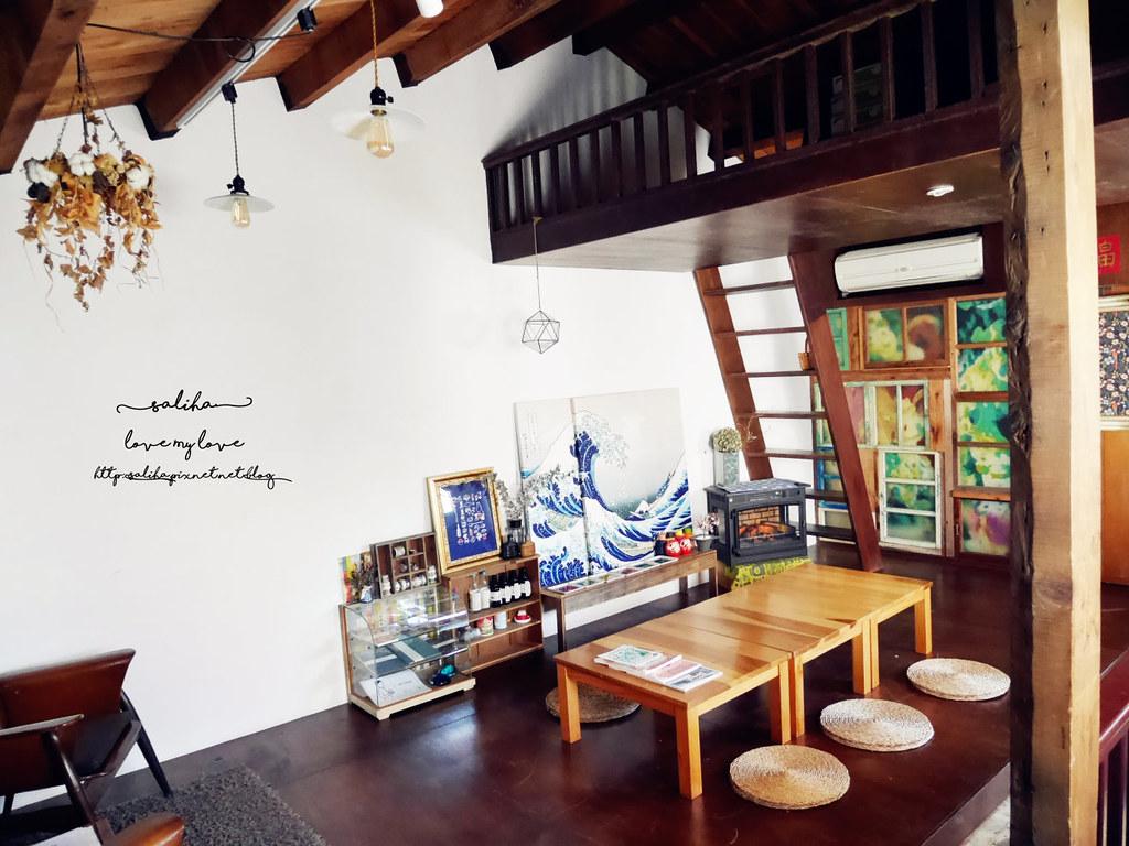 宜蘭礁溪特色老屋老房子不限時間PonPon 乓乓雜貨咖啡 (1)