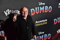 Danny DeVito at Disneys Premiere of Dumbo in Hollywood - DSC_0912