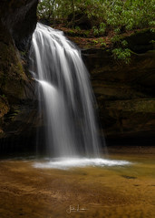 Image by the_lowe_life (jwlowe) and image name Upper Chimney Top Falls photo