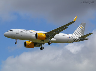 F-WWDT Airbus A320 Neo Vueling