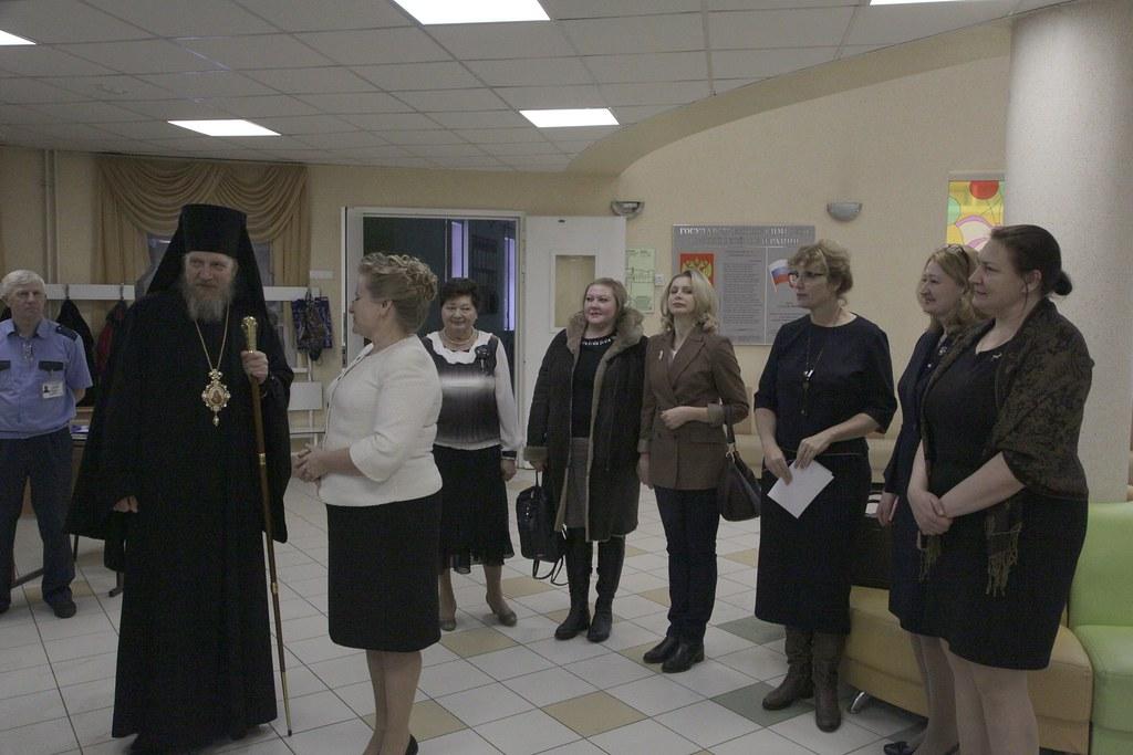 Состоялось закрытие XI Рождественских муниципальных чтений городского округа Троицк