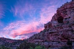sunset verde canyon railroad starlight- photo credit malia lane