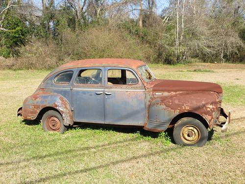 1940's-Era Plymouth Slocomb AL