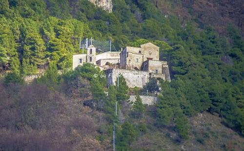 Roccapiemonte (SA), 2019, Eremo di Santa Maria di Loreto, noto anche come di Santa Maria de la Fracta.