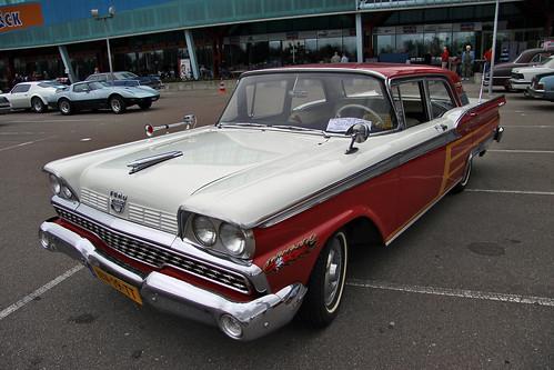 Ford Galaxie Town Sedan 1959 (6379)