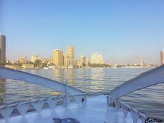 City cruise, Cairo, Egypt