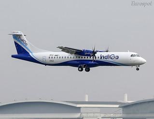 F-WWEI ATR72 Indigo