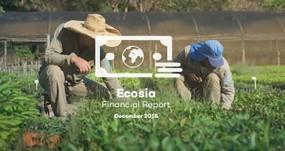 Vergilerden ağaçlara kadar paramızı Aralık ayında harcadığımız parayı keşfedin. https://blog.ecosia.org/december-ecosia-financial-report/ #ecosia