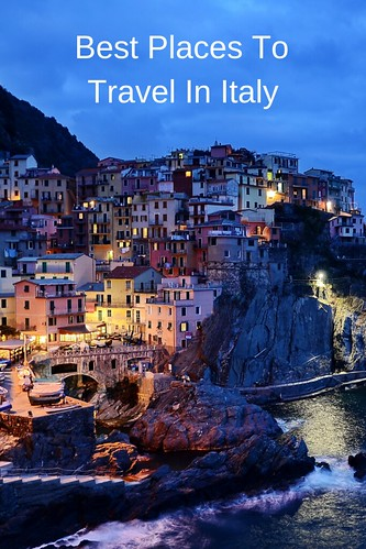 Best Places To Travel In Italy
