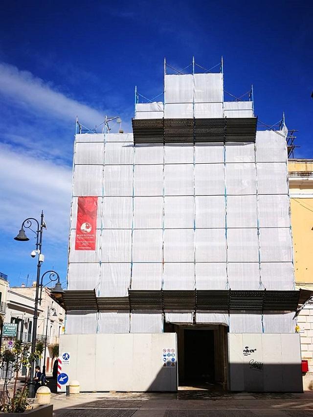 Noicattaro. chiesa del carmine intero