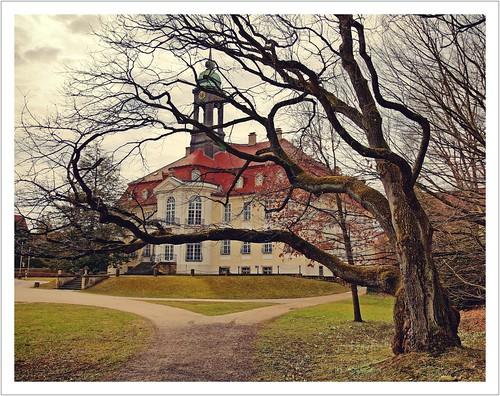 ländlicher Barock vor den Toren von Dresden