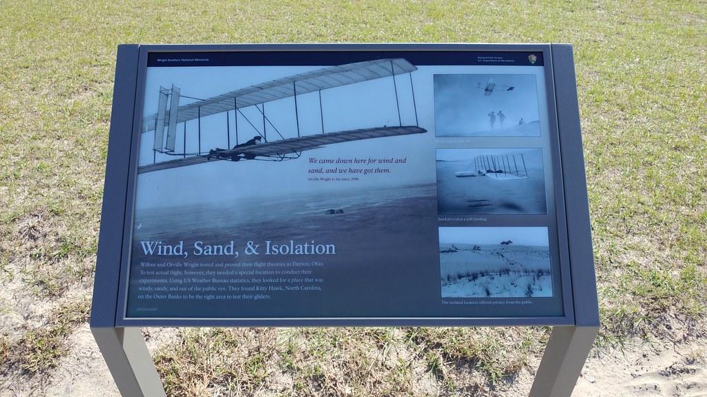 Wright Brothers National Memorial, Kill Devil Hills, NC