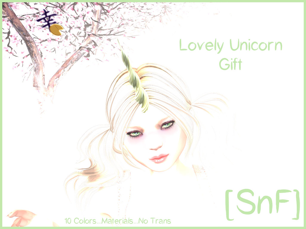 [SnF] Lovely Unicorn