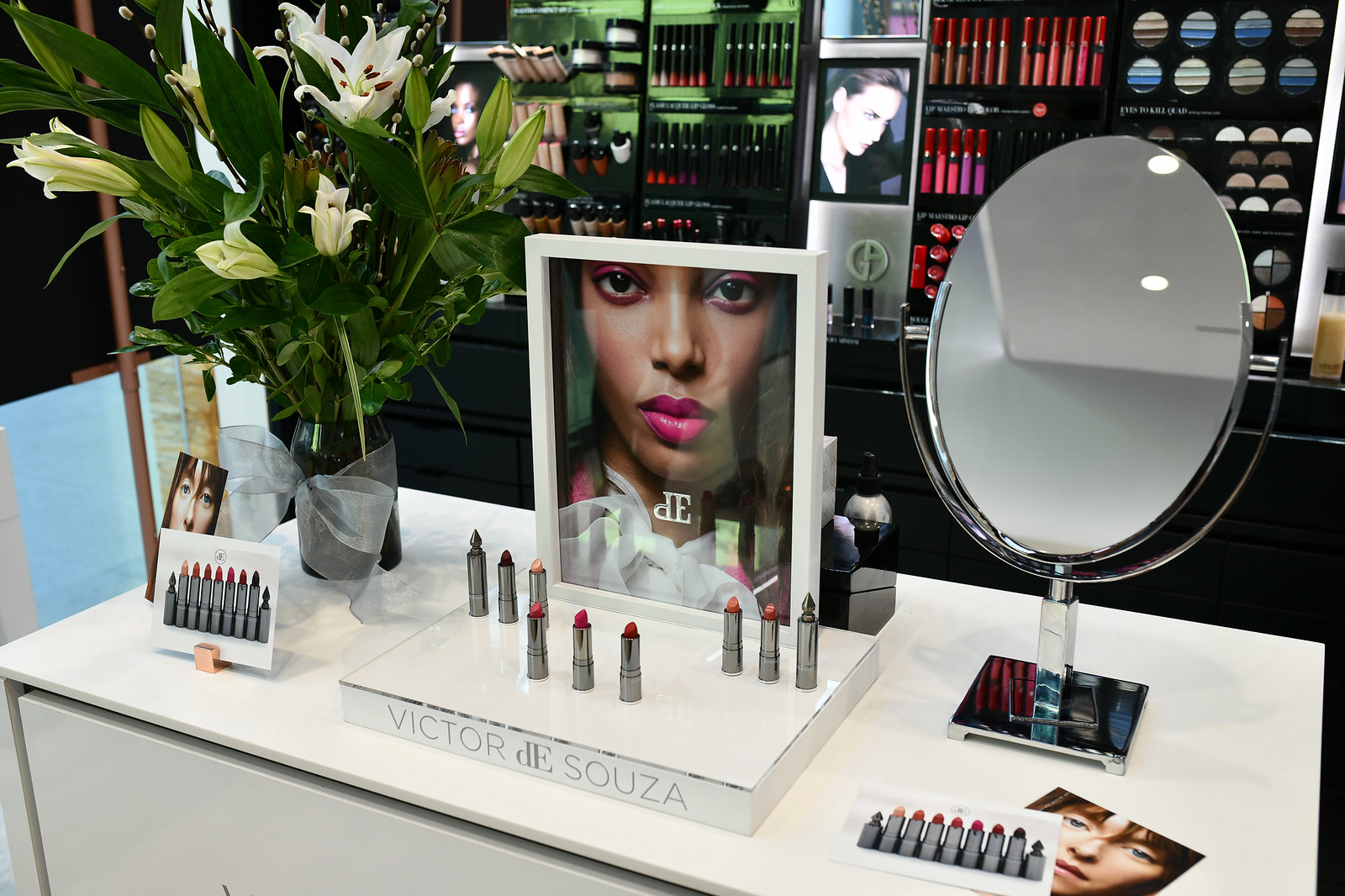 COS BAR x VICTOR dE SOUZA Beauty Launch