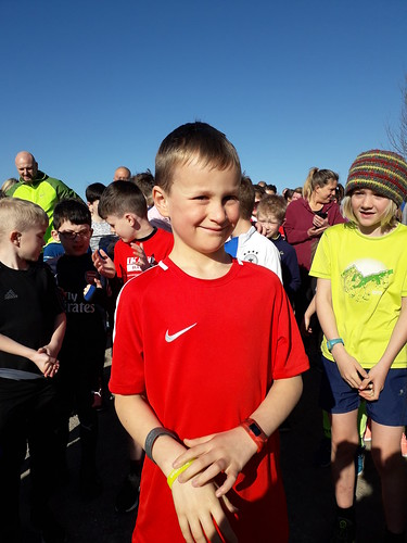 Gedling junior parkrun 24th march 2019
