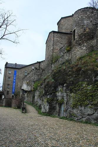 Valais Art Museum /  Музей на изкуството във Вале