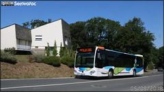 Mercedes-Benz Citaro - STRAN (Société des Transports en commun de l'Agglomération Nazairienne) n°470