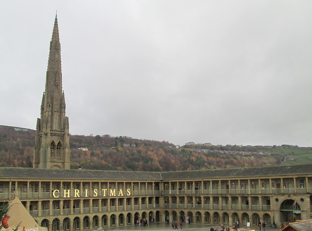 Part of Piece Hall, Halifax