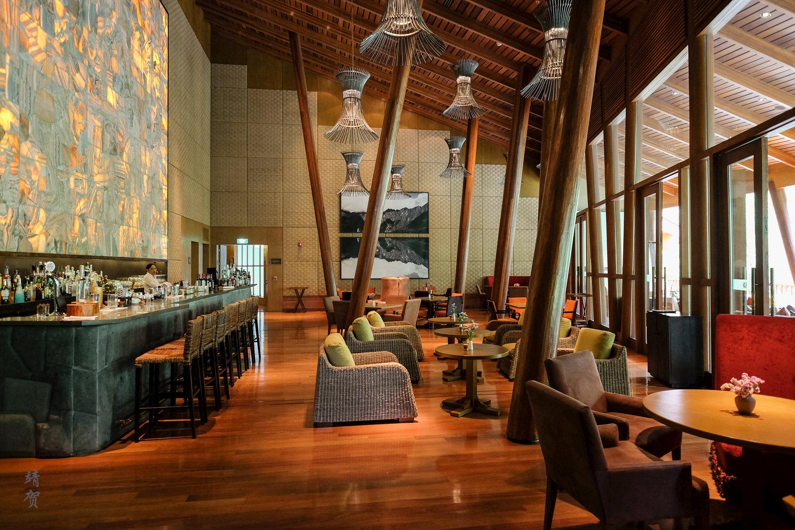 Inside Kiri bar
