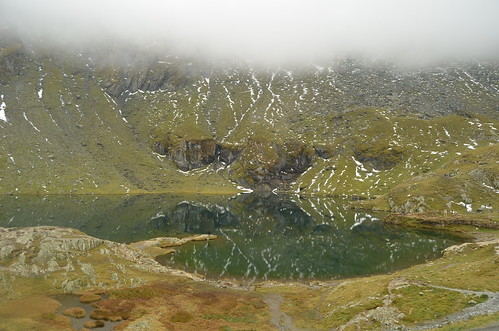 Reflections of a mountain lake XXIII