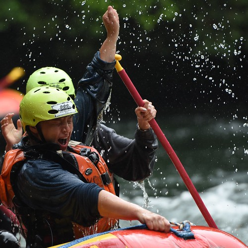 Unforgettable rafting adventure in Kaituna River | My month in New Zealand