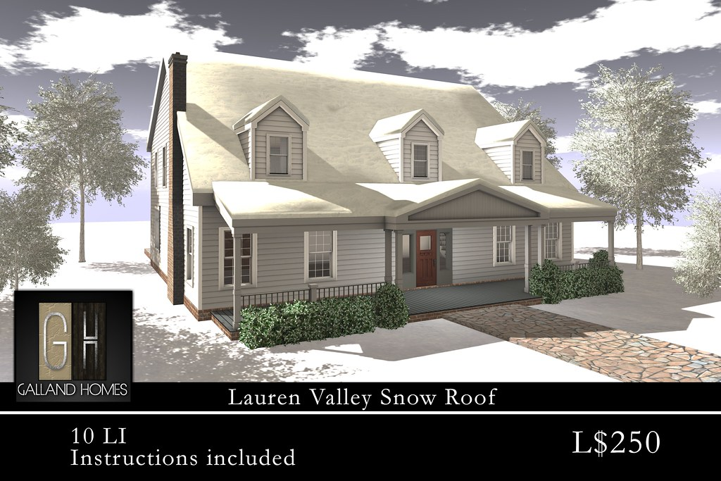 Lauren Valley Snow Roof