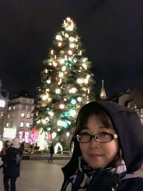 冬日旅遊穿搭三保(寶): 常備矽水膠隱形眼鏡—2018法德瑞三國聖誕市集行程示範